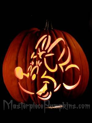 Mickey Mouse Pumpkin Carving Mickey Mouse Pumpkin Carving