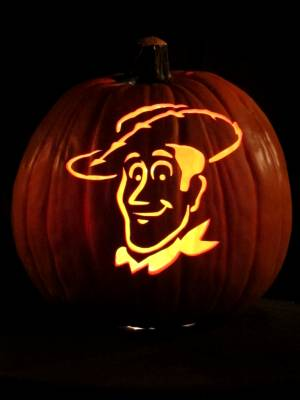 buzz lightyear pumpkin template - my blog