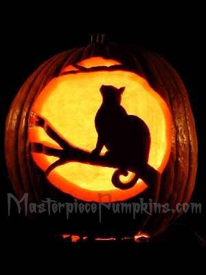 Friday oct 28 2005 by elfboy suicidegirls for Pumpkin kitty designs