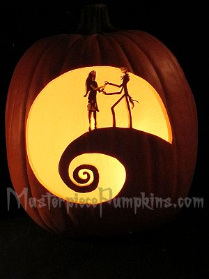 Pumpkin Designs Zero: Gallery for gt nightmare before christmas ...